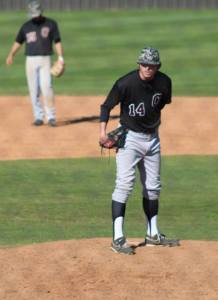 Henry was named SCAC pitcher of the week twice in the 2015 season, March 21, 2015, Sherman, Texas.