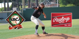 Taylor Henry named to the 2015 ABCA/Rawlings NCA Division III All-West Region First Team, May 20, 2015, Shreveport, Louisiana.